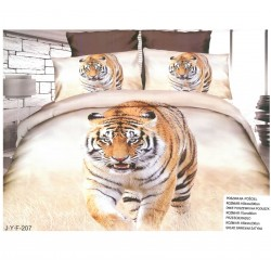 3D Спално бельо Jungle