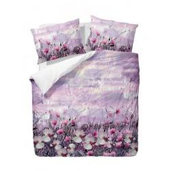 Спално бельо Сатениран Ранфорс Magnolia