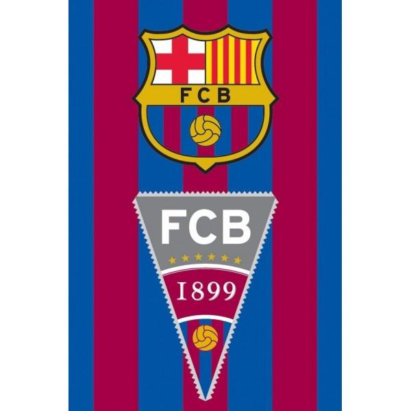 Памучна кърпа за деца Barcelona