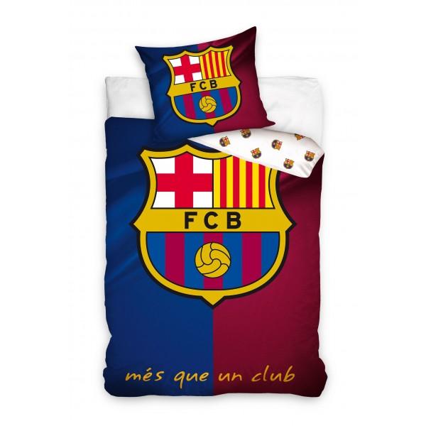 3D Спално бельо от ранфорс Barcelona