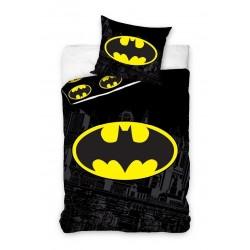 3D Спално бельо от ранфорс Batman