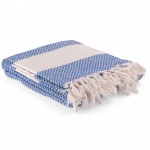 Памучно одеяло Blue Kiara