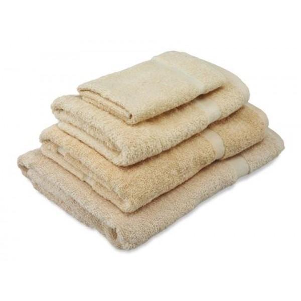Хавлиена кърпа в бежово