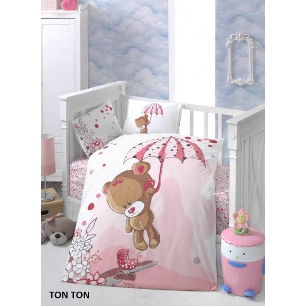 Луксозно бебешко спално бельо Тон Тон