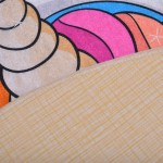 Детско килимче 3D - еднорог