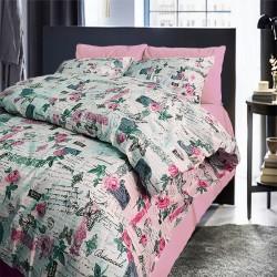 Спално бельо от 100% Памук Amour Paris