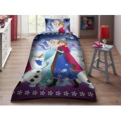 Спално бельо от ранфорс Ана и Елза