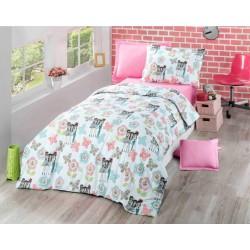 Детско спално бельо от ранфорс Lucy