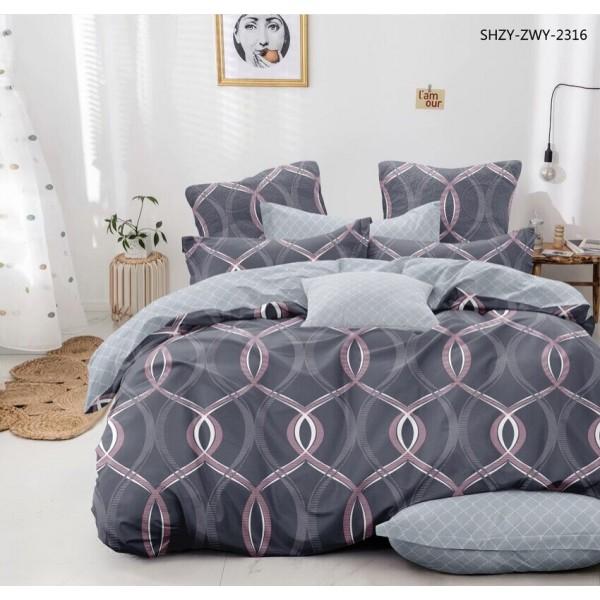 Спално бельо ранфорс Tiara