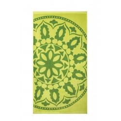 Памучна плажна кърпа Медальон Мавриции