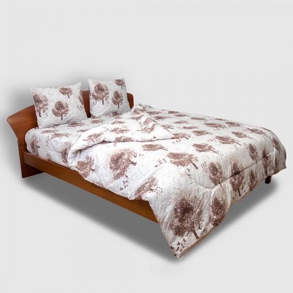 Спално бельо фин памук Уди