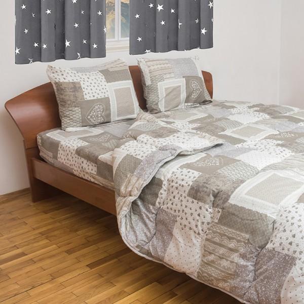 Бюджетно спално бельо Брион микрофибър