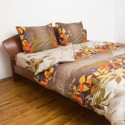 Спално бельо с олекотена завивка Слоун