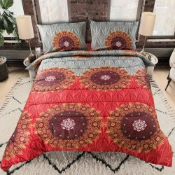 Спално бельо от фин 100% памук Мерсин