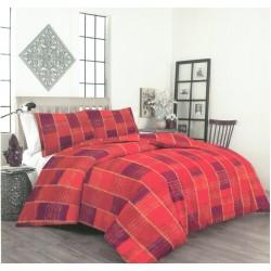 Ранфорс спално бельо с олекотена завивка ранфорс  Nomads