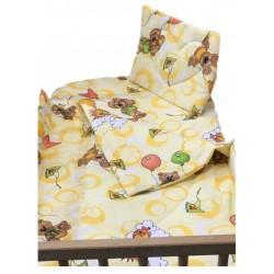 Бебешко спално бельо 100% памук Фрики