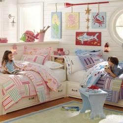 Спално бельо за ъглови легла