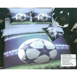 3D Спално бельо Шампионска Лига