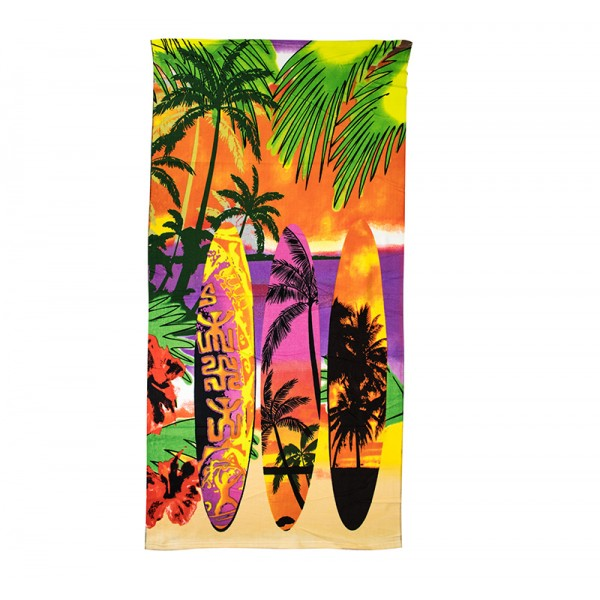 Плажна кърпа Surf
