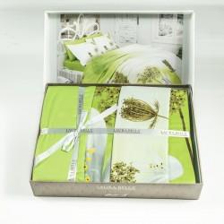3D Спално бельо от бамбук сатен VENETA