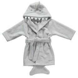 Детски хавлиен халат 1-5г. Shark