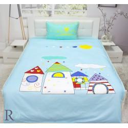 Детско спално бельо Houses