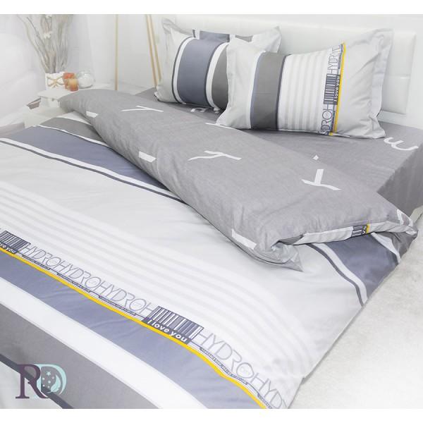 Бутиково спално бельо GREG 100% Памук