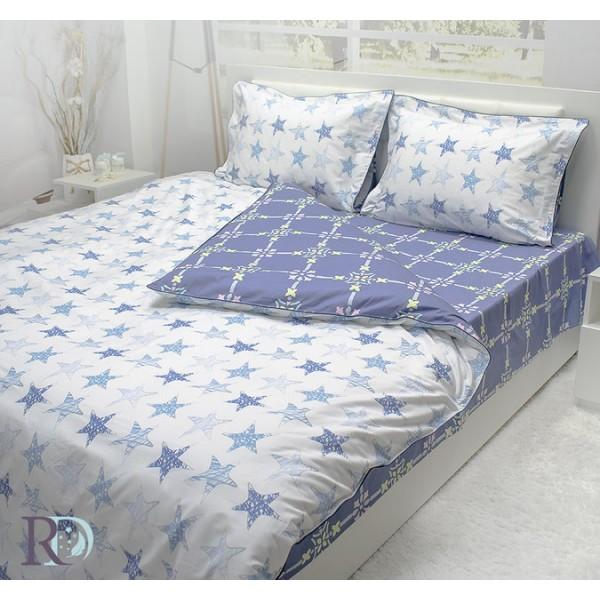 Бутиково спално бельо от памучен сатен Dreamy