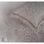 Бутиково спално бельо от модал Anhella Pudra