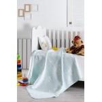 Памучно бебешко одеяло МЕЧЕТА
