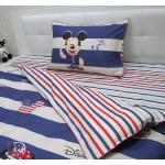 Памучно спално бельо МИКИ МАУС Америка