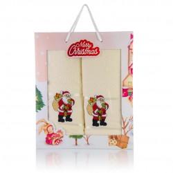 Коледни кърпи средна и голяма Santa