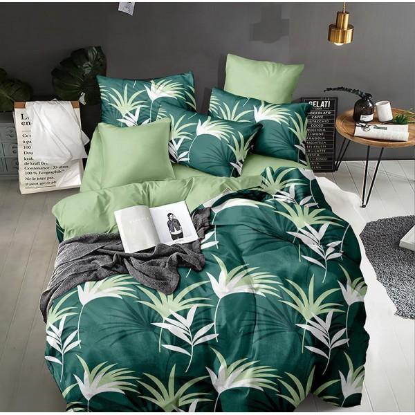 Сатенирано спално бельо Хавай